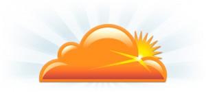 CloudFlare splash